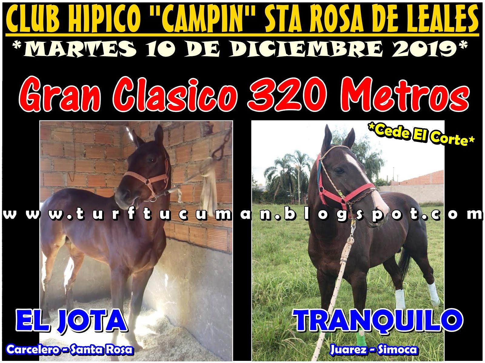 TRANQUILO VS JOTA