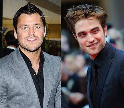 Mark Wright and Robert Pattinson Which celebrity is the youngest?