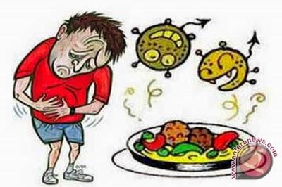 Mengatasi Keracunan Makanan
