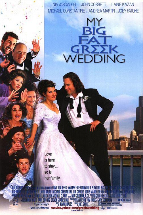 In My Eye No 30 Of 2005 By Leroy Douresseaux My Big Fat Greek Wedding