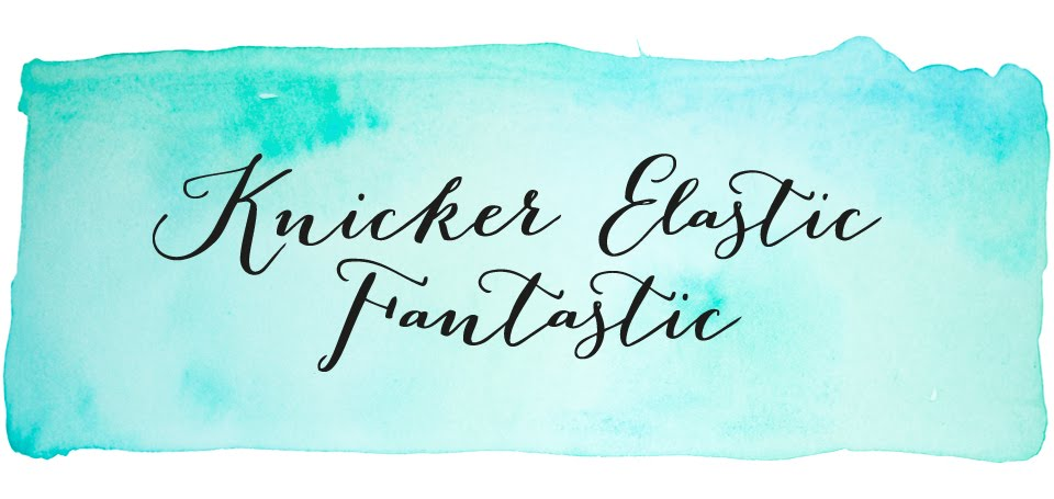 Knicker Elastic Fantastic