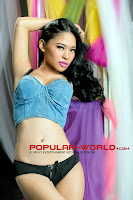 Muthya Rahmani di Popular World, Pebruari 2013