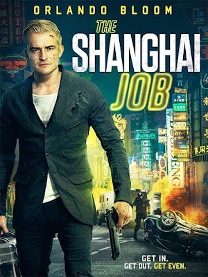 The Shanghai Job 2017 DVD R2 PAL Spanish