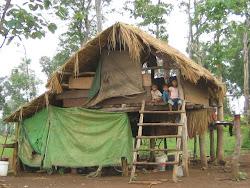 Somaly's hut