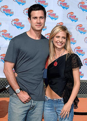 Sarah Michelle Gellar Husband