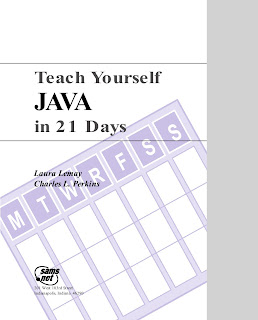 teach yourself java in 21 days
