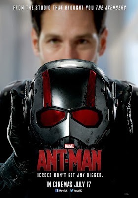 Ant-Man Character Movie Poster Set - Paul Rudd as Scott Lang - Ant-Man
