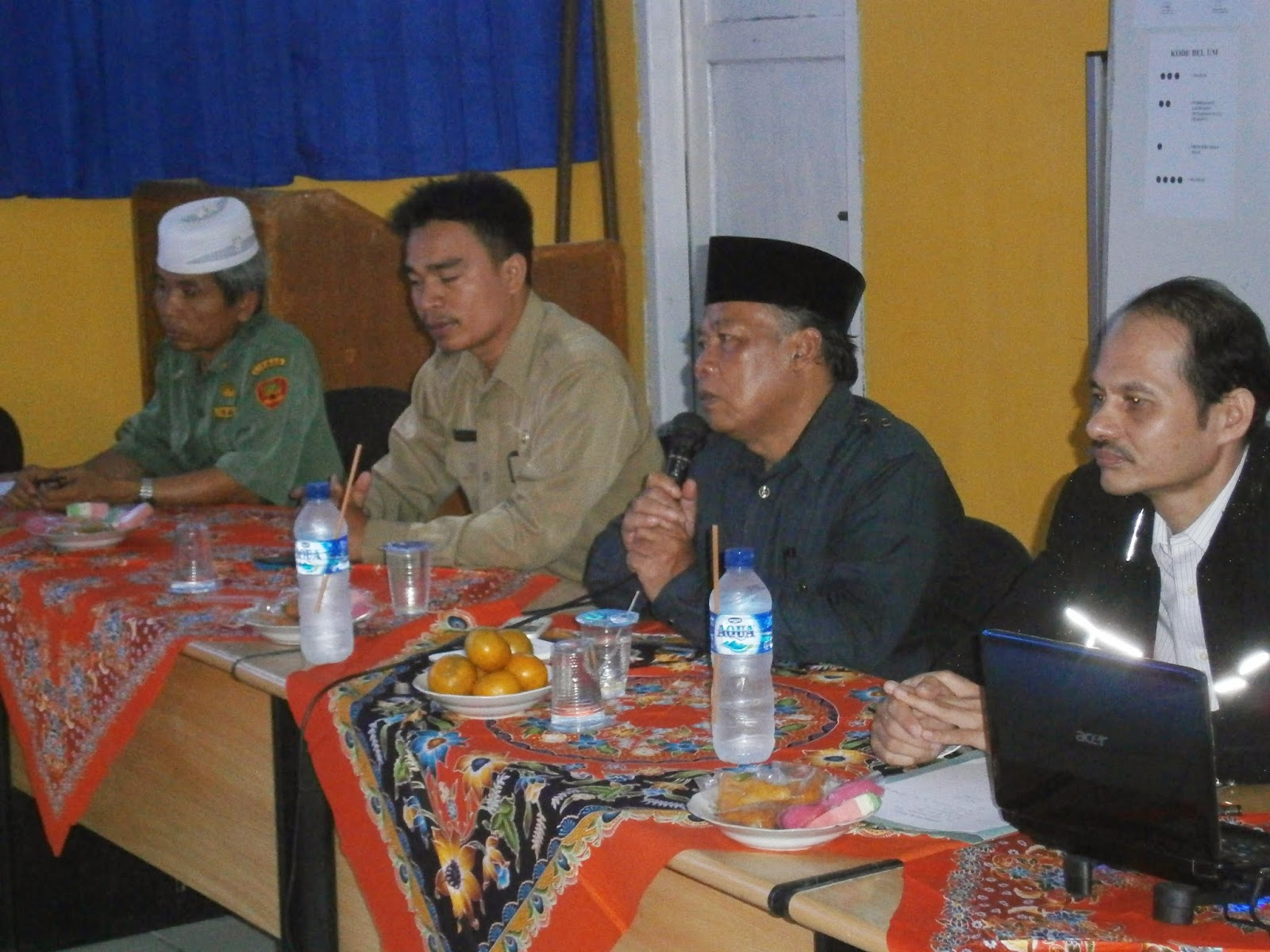 Bimbingan Teknis Kurikulum 2013 di MIN Leuwinanggung