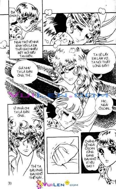 Hoa Hồng Véc-Xây Chapter 5 - Trang 69