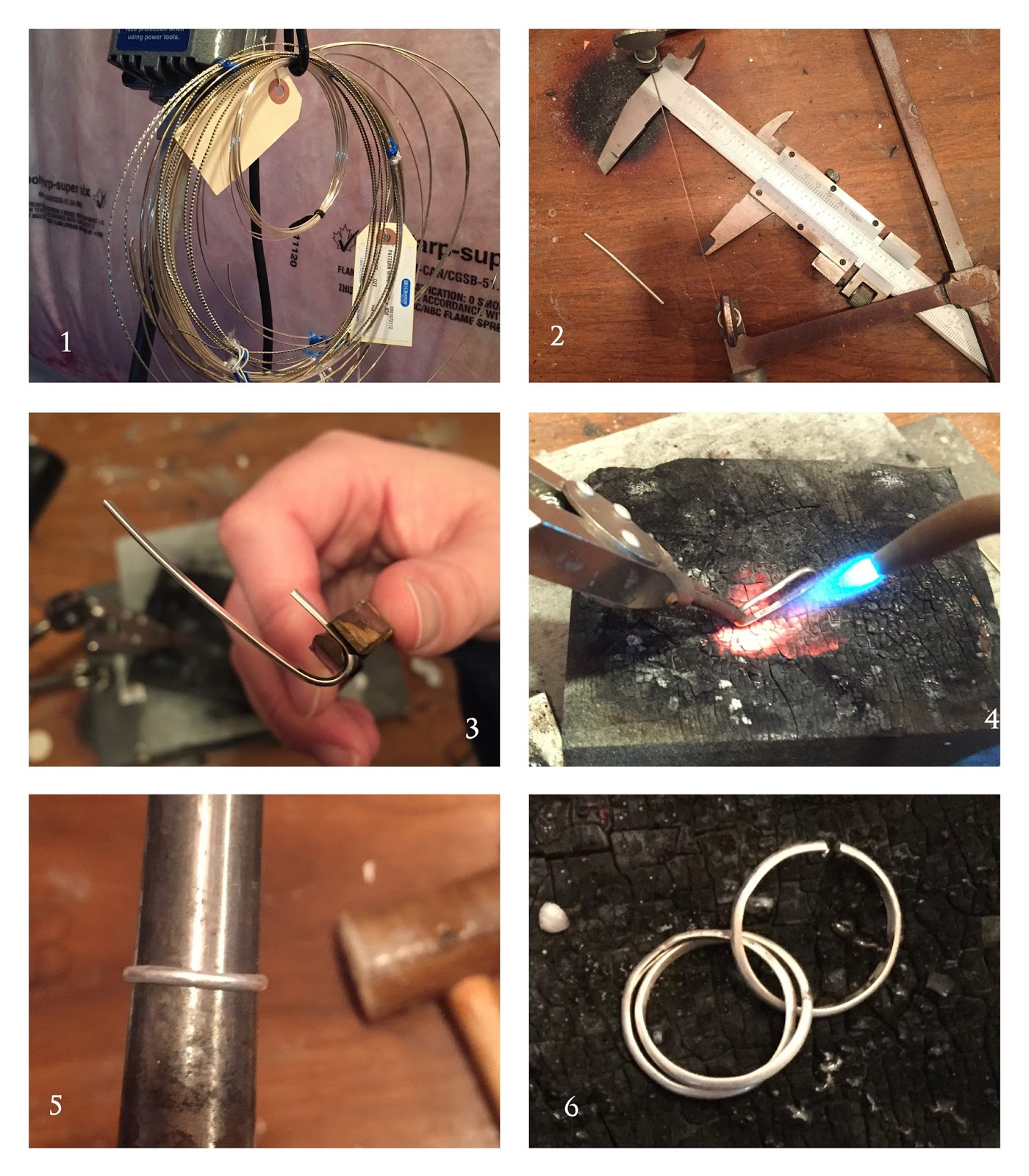 JET Jewelry on Etsy Team Make a Russian Wedding Ring
