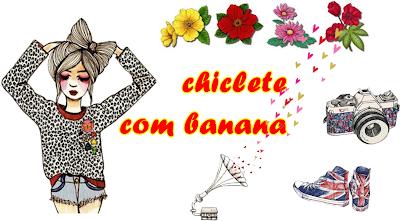 chiclete com banana