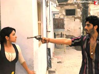 Yashraj's Ishaqzaade movie stills
