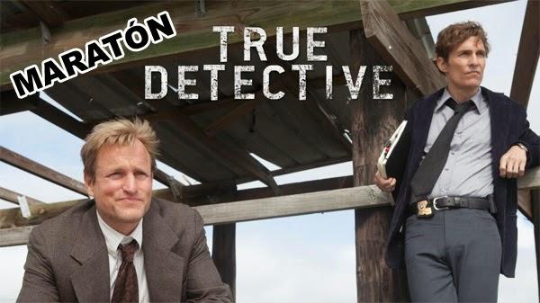 """Maratón """"True Detective"""""""