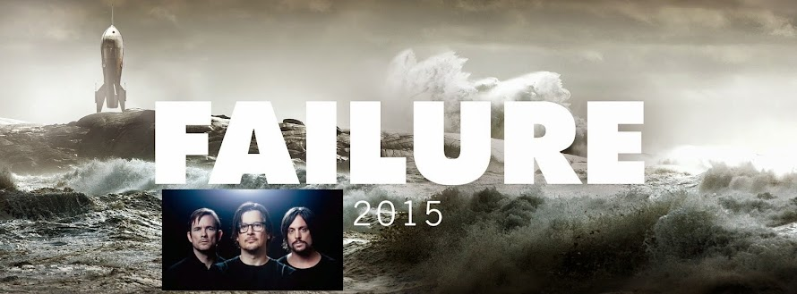 Failure - New Album 2015