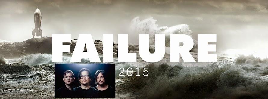 Failure - New Album 2015