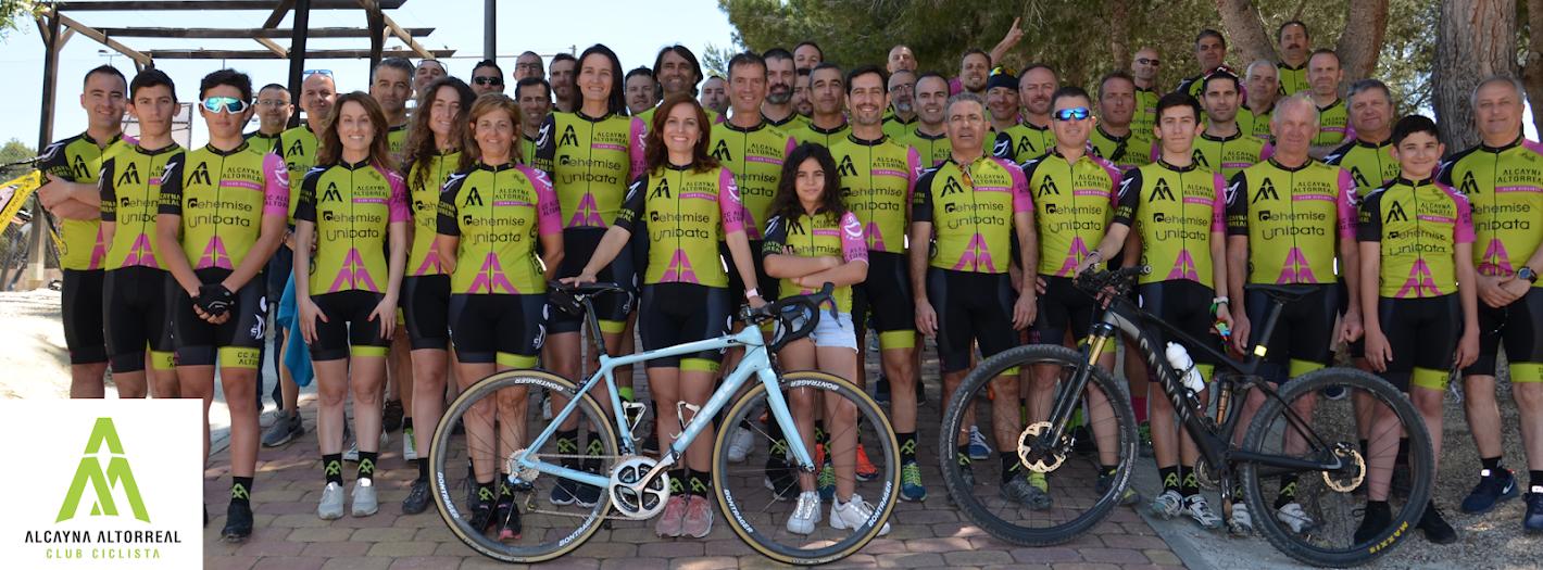 Club Ciclista La Alcayna-Altorreal. Molina de Segura (Murcia)