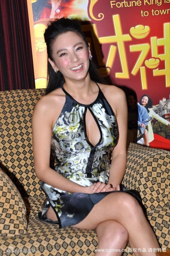 kitty zhang yuqi cj7 actress 01
