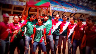 Mohun Bagan fans to make the away tie feel like home