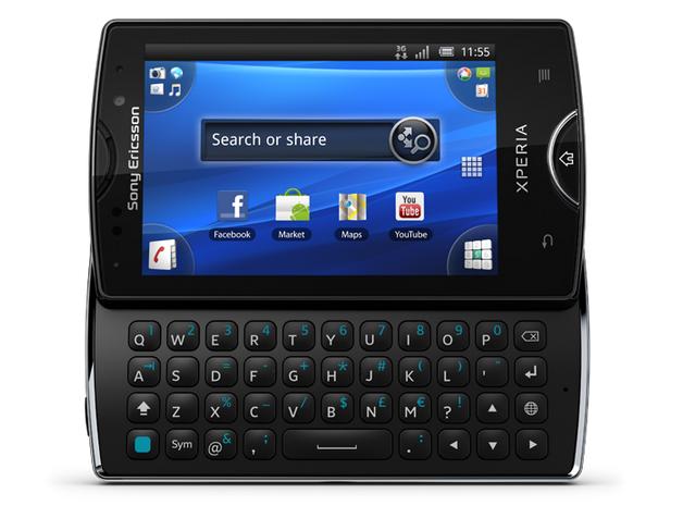 Harga Sony Xperia Mini Pro Terbaru