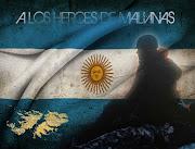 2 DE ABRIL DIA DEL HEROE DE LAS MALVINAS ARGENTINAS ! malvinas los heroes