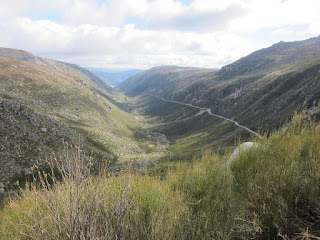 Valle glaciar del Zêzere