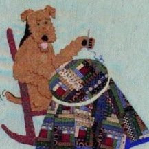 Airedale Rescue Quilting Bee