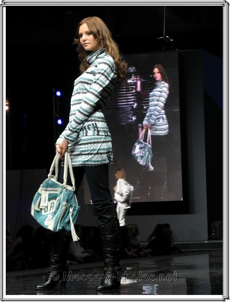 Moscow Fashion Expo - 2007