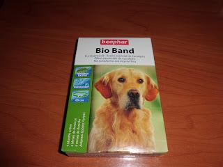 Collar Bio Band con Extractos de Margosa