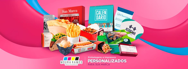 Moura Ramos Indústria Gráfica: livros, revistas, embalagens, sacolas, agendas e impressos em geral.