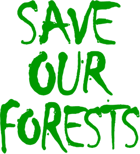 save our forest essay