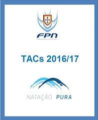 TACs Nacionais 2016/17