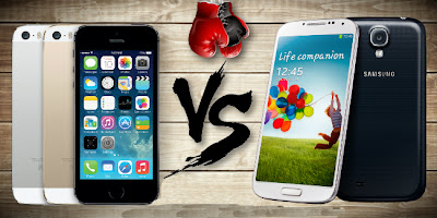 Apple iPhone 5C and 5S beating Galaxy S4 in India