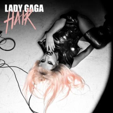 lady gaga hair album art. Lady GaGa unleashed via