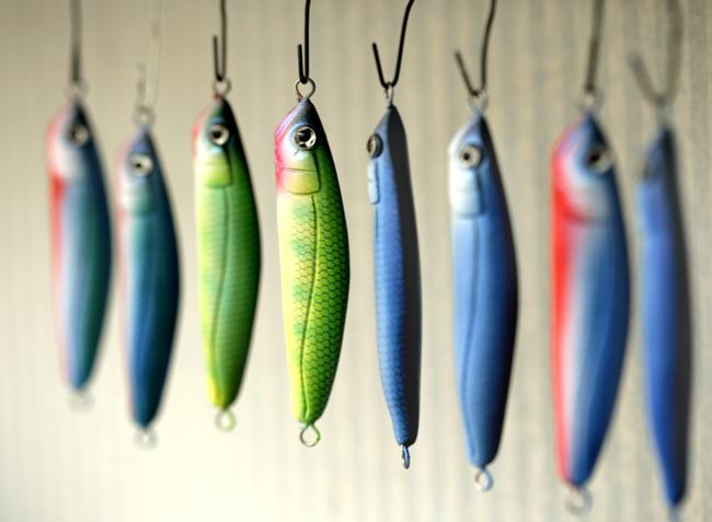 Homemade fishing lure blog 25 03 12 01 04 12 for Airbrushing fishing lures