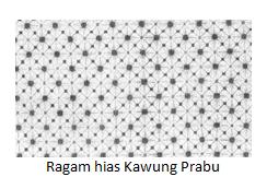 Motif Batik Kawung Prabu