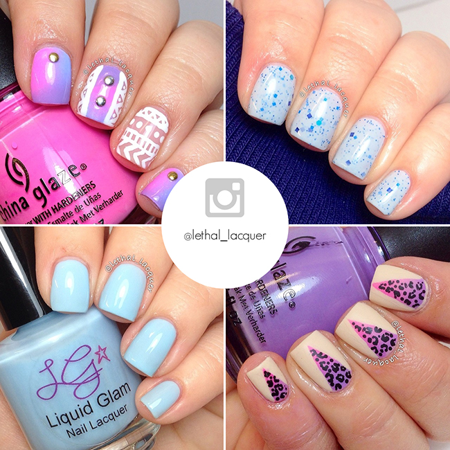 Instagram Nail Art Accounts You Need to Follow #1: The Shorties ...