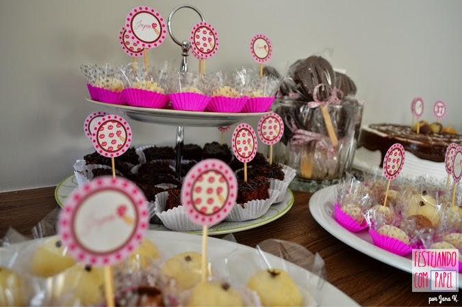 Papel, decoração, festa, festejando, aniversário, joinville, Festejando com papel