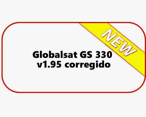 Globalsat GS 330 v1.95 corregido