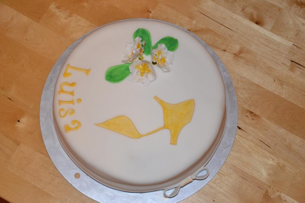 Cake Art Decor Zeitschrift : Die Kuchenuli: 1. Bloggeburtstag