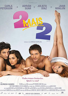 Download – 2 Mais 2 – DVDRip AVI + RMVB Legendado