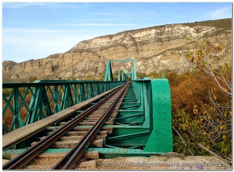Puente del Tren de Arganda