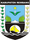 arti lambang, lambang Kabupaten Rembang, logo Kabupaten, gambar lambang, arti lambang Kabupaten Rembang, logo-logo, logos, membuat logo, daftar Kabupaten, Kabupaten di Indonesia