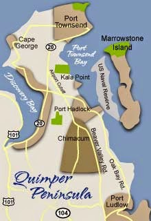 A Port Townsend Map