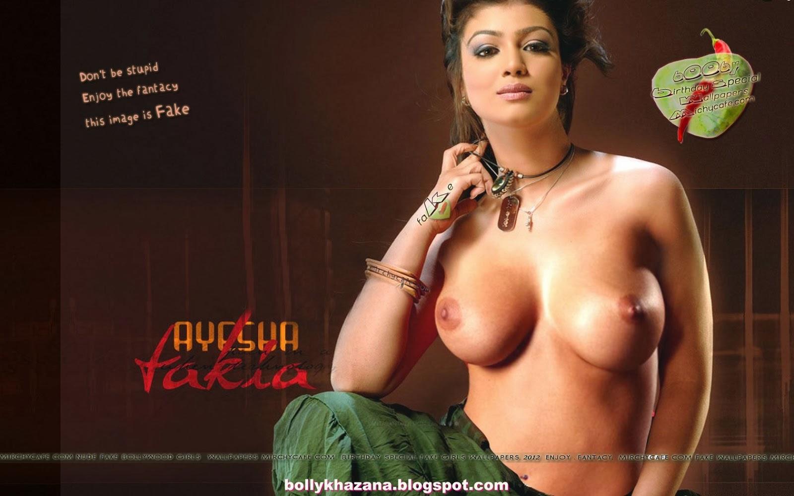 Ayesha Takia Hot