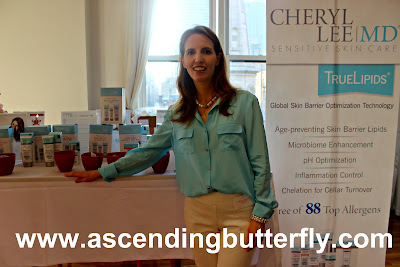 Cheryl Lee MD Sensitive Skin Care at BeautyPress Spotlight Day September 2015