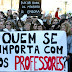 Greve dos professores no Rio Grande do Norte interrompe início do ano letivo