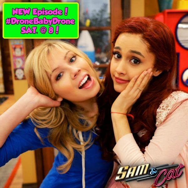 Sam & Cat: #DroneBabyDrone New PIC