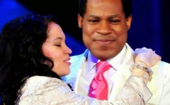 News: Pastor Chris Oyakhilome's Wife Files For Divorce Bcos He Had Another Woman