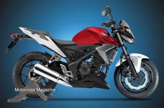 Honda CBR250R Versi Telanjang akan Hadir Di Tahun 2013