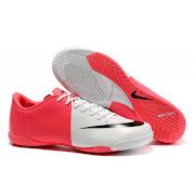 Nike Mercurial Victory VIII IC (euro nike mercurial vapor viii ic futsal soccer cleats solar red white black)